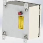 Electrische noodontgrendeling veiligheidshekwerken