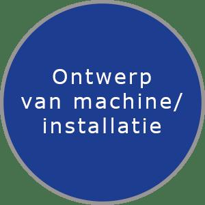 ontwerp machine