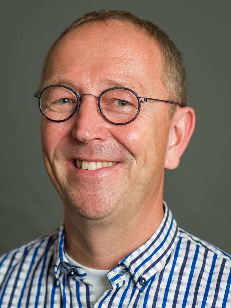 Franc van den Berg directeur-eigenaar Intech