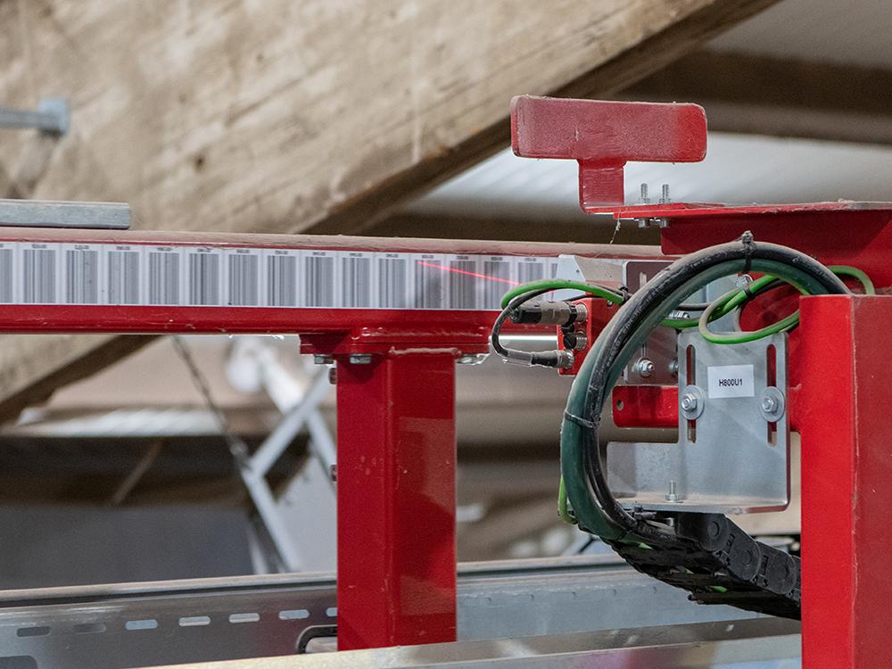 Laserscanner voor aansturing autonoom-rijdende voertuigen